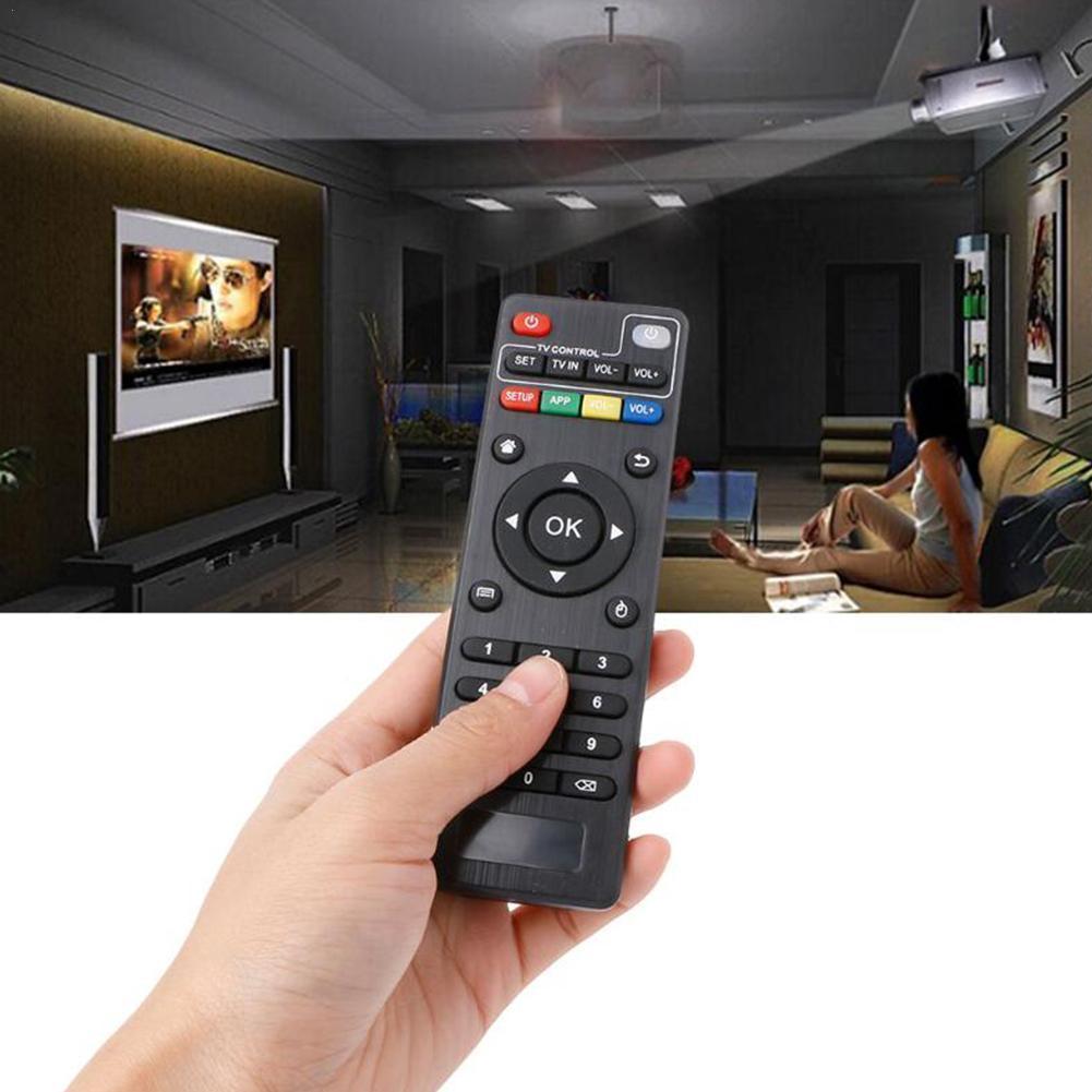 1PC Wireless Remote Control For MXQ 4K MXQ Pro H96 BOX Controller TV HD T95N T95M Remote TV Android Replacement Smart E6S0