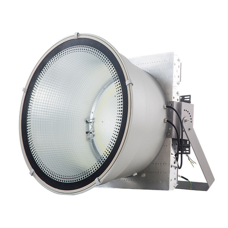 Searchlight Super Bright Outdoor IP66 Flood Lights Modern Waterproof Outdoor Lighting Led Industial Outdoor Wall Lights 300W