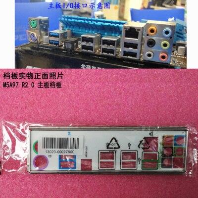 Nueva placa posterior de placa base para placa base ASUS M5A97 R2.0...