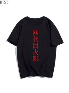 Anime T-shirt New Summer Street Wear Men T Shirt 100% Cotton Casual Men Clothes Plus Size Tops Tees