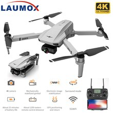 LAUMOX KF102 GPS Drone 4K HD Camera with 2-Axis Anti-Shake Gimbal Profesional Quadcopter Brushless W