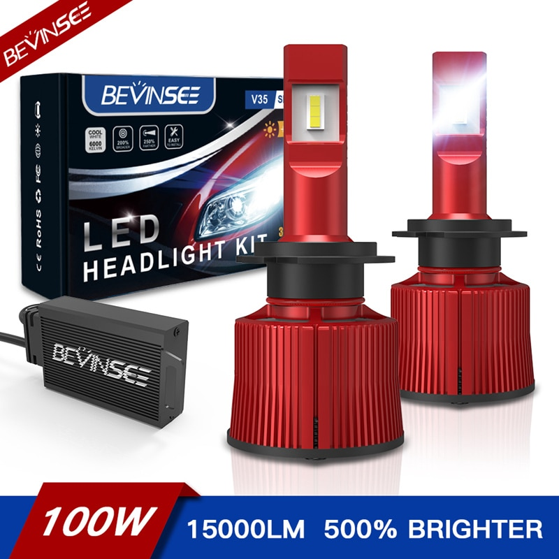 bevinsee-faros-led-para-coche-v35-100w-15000lm-h7-tecnologia-de-refrigeracion-vc-9005-9006-9012-h4-csp-6000k-h8-h9-h11