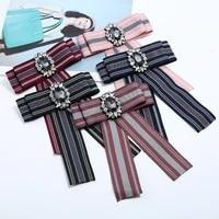 contracted urban women dress adornment fashion bow tie neckties girls shirt accessories