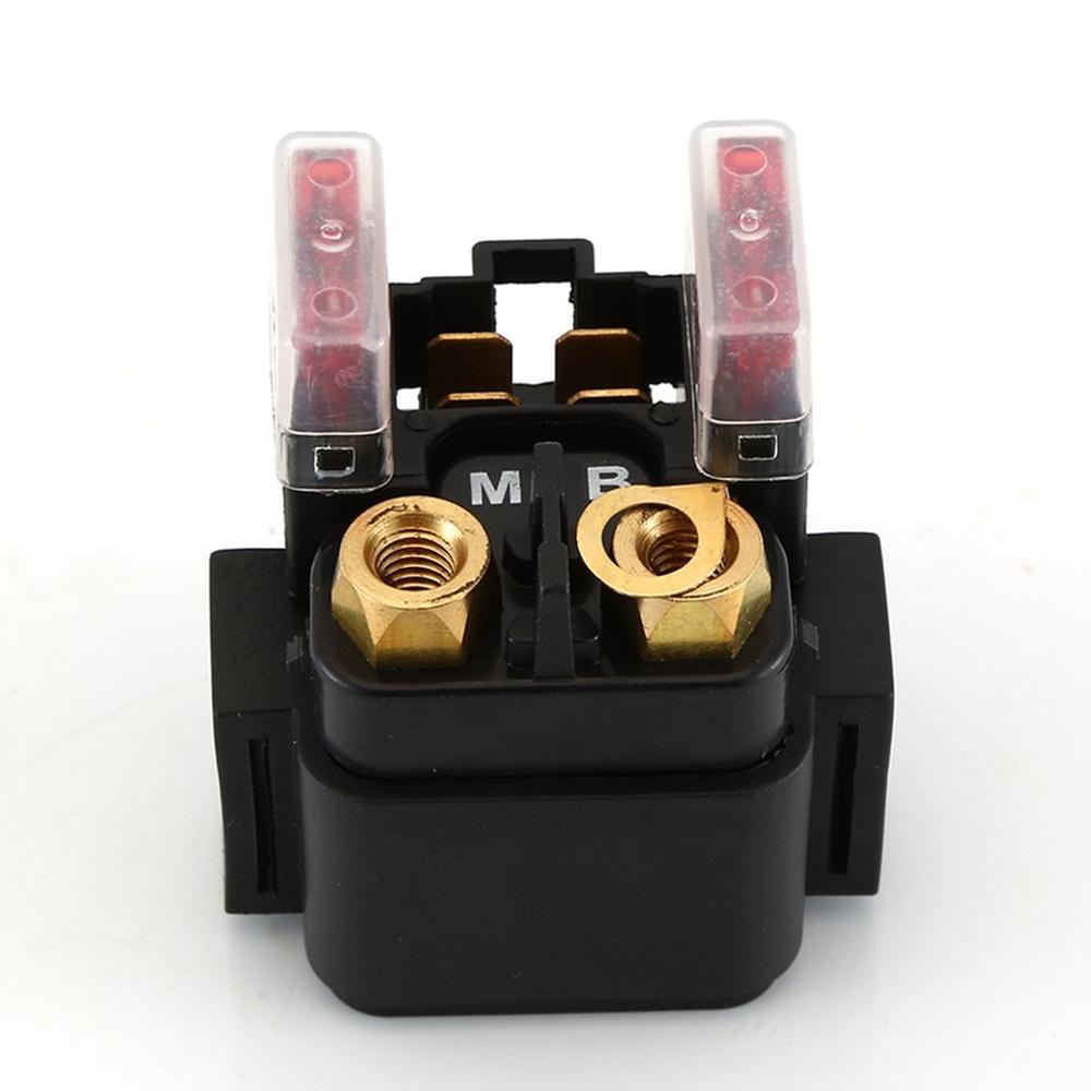 Relé de arranque eléctrico, solenoide para KTM motocicleta KTM 58211058000, mejora de alta calidad, nuevo