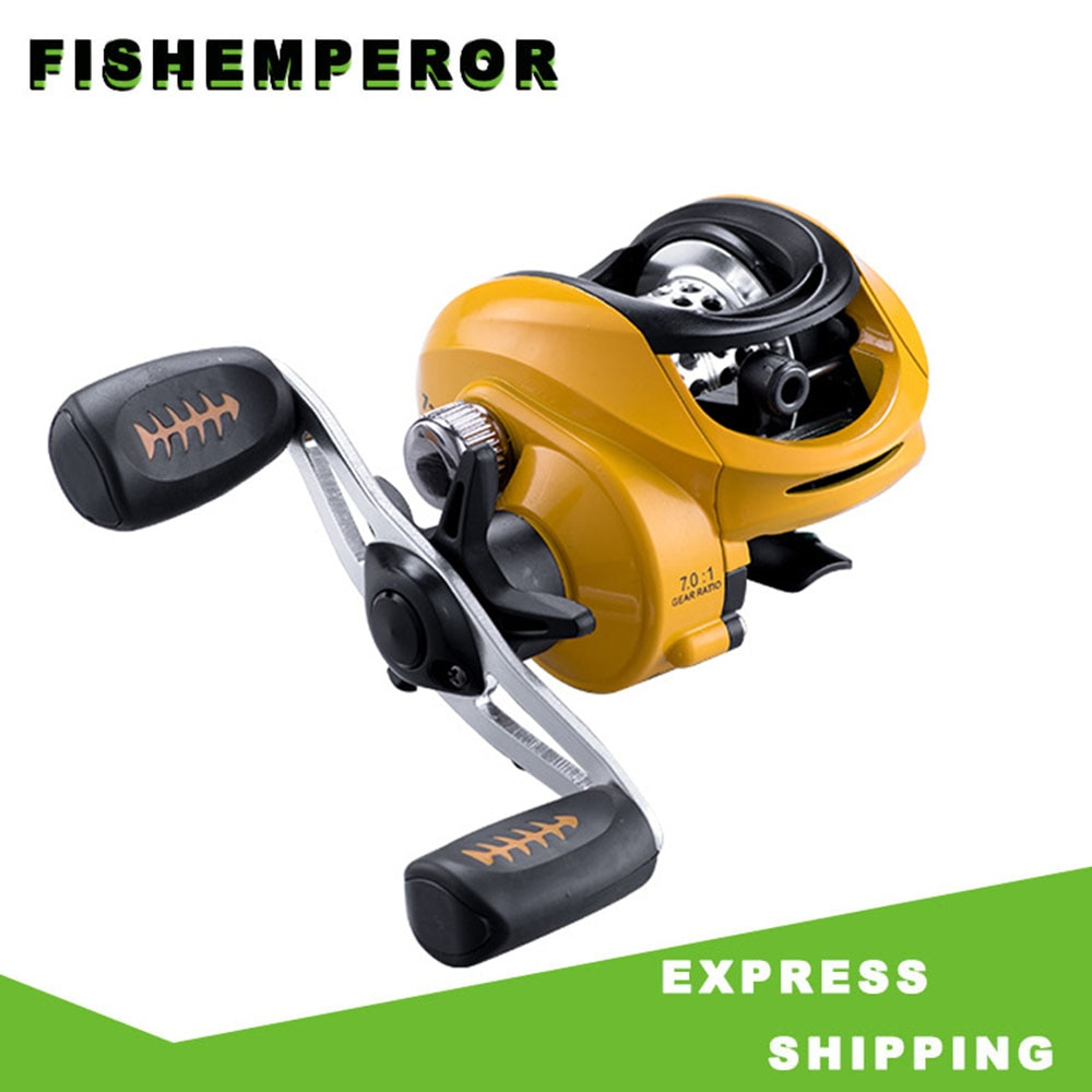 Best Baitcasting Reel LE3000 7.0:1High Speed Fishing Reel 6KG Max Drag Reinforced Reel Drag Reel Carp Drag Reel Fishing Tool enlarge