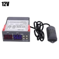 stc 3028 digital thermostat thermometer hygrometer temperature humidity controller regulator for refrigeration 110v 220v