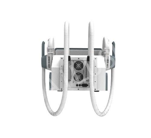 Купить с кэшбэком 2021 EMS Fitness machine/ EMS Muscle Stimulator /electromagnetic muscle stimulator teslasculpt hiemt muscle massager machine
