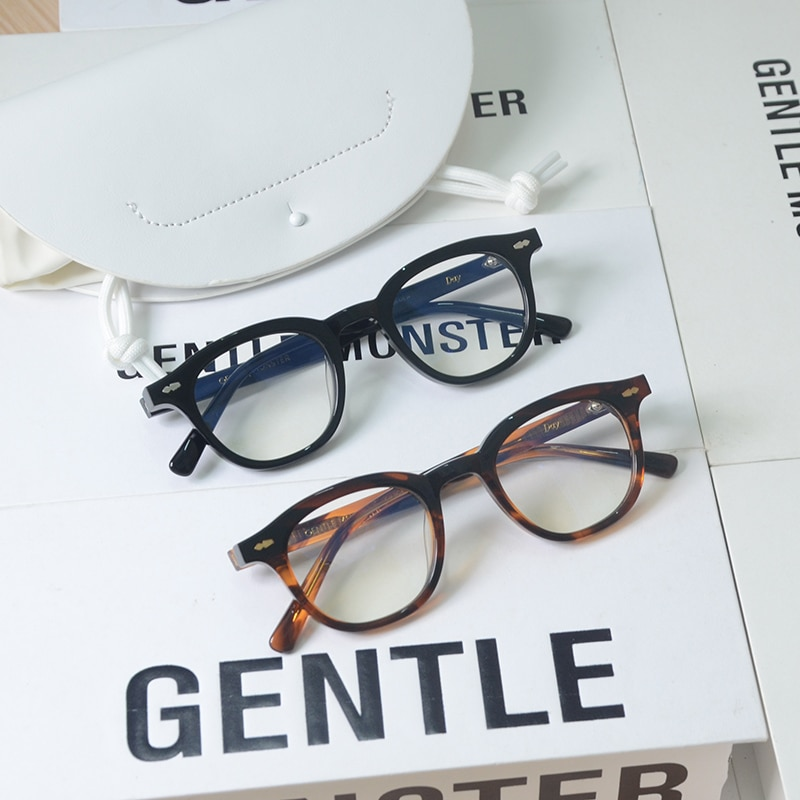 يوم لطيف مصمم أوليفر نظارات إطار قصر النظر Vintage tortoisesالجحيم النظارات وصفة طبية الرجال النساء إطارات البصرية