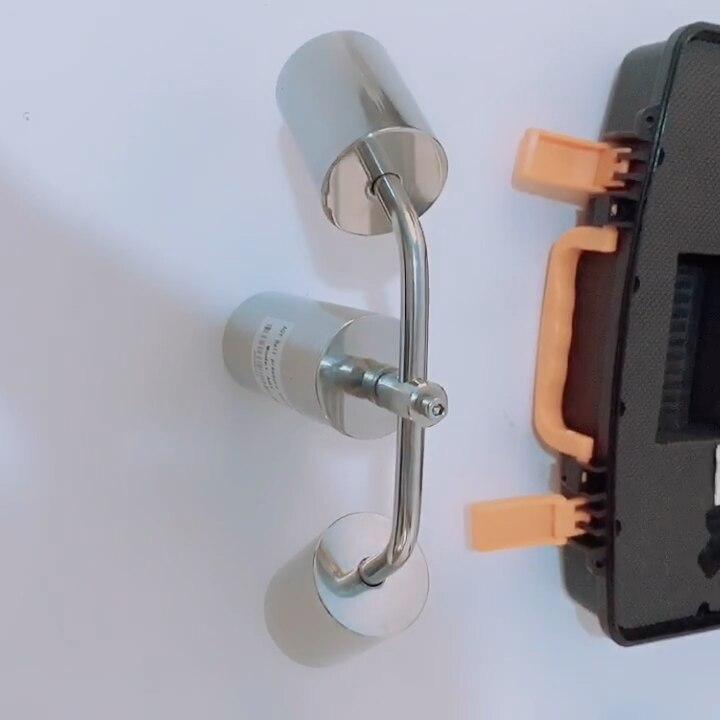 Heat-resistant ball pressure tester enlarge