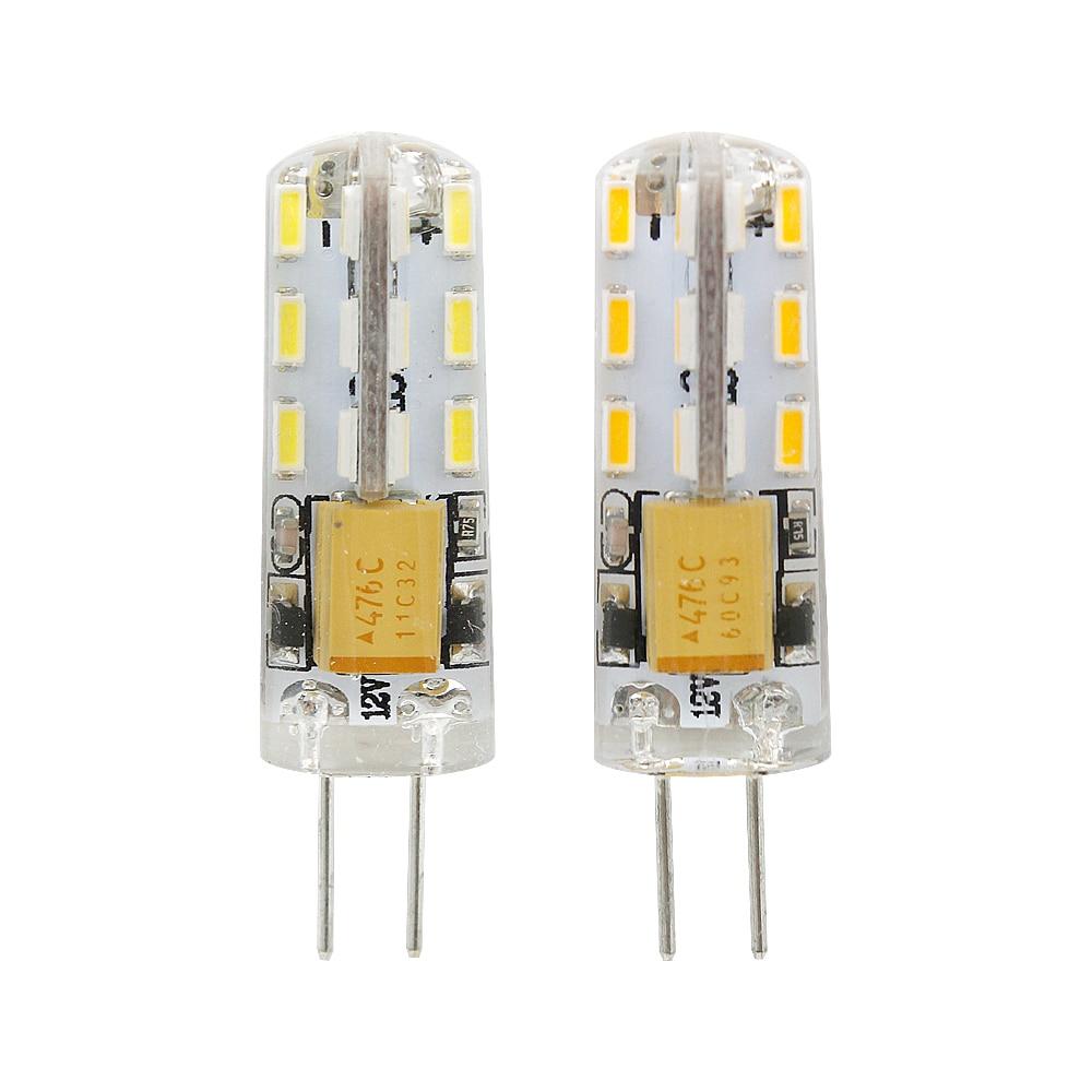 G4 lámpara Led Smd 3W 4W 5W 6W 9W AC DC 12V 12V 220V 110V reemplazar 10w 20w 30w 40w bombilla halógena haz de 360 ángulo de iluminación LED