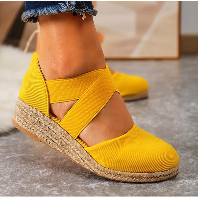 Women's Sandals Wedges Ladies Platform High Heels Casual Shoes Fashion Female Sandal Women Casual Sh
