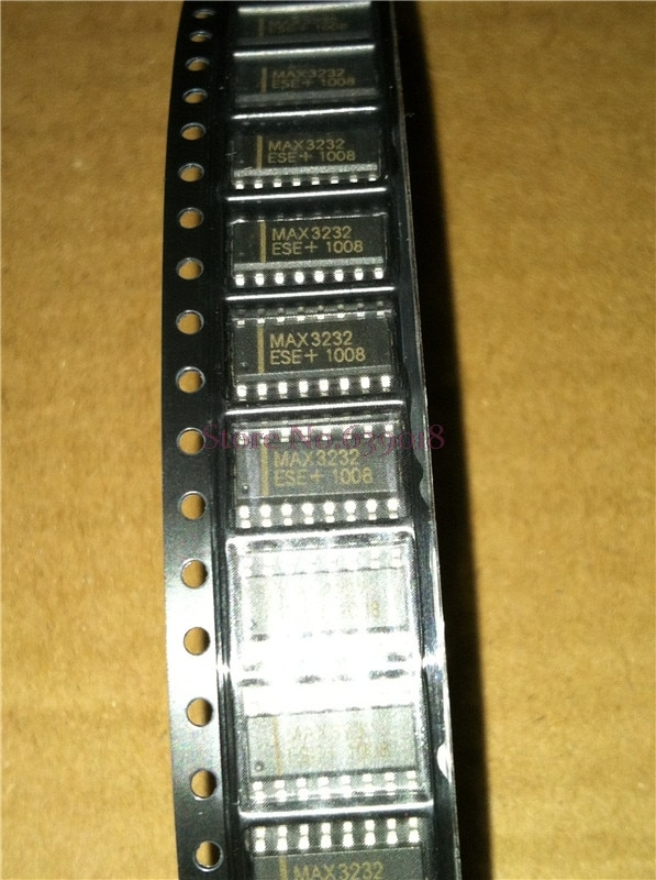 100 unids/lote MAX3232ESE MAX3232CSE SOP-16 MAX3232