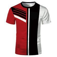 Summer Hot -Sale Metal T -Shirt 3d T Shirt Summer Horror Tshirt 3d Men Fashion T -Shirts Street Hip