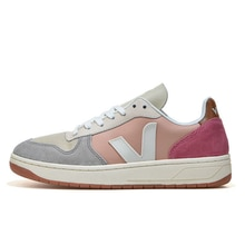Veja Brand Top Quality Fashion Wearable Men Women Sneakers Classic Mesh Walking Trainers White Brown