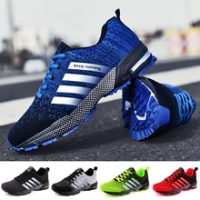 Fashion Men's Sneakers Big Size 48 Light Running Shoes Breathable Lace Up Casual Shoe Comfortable No