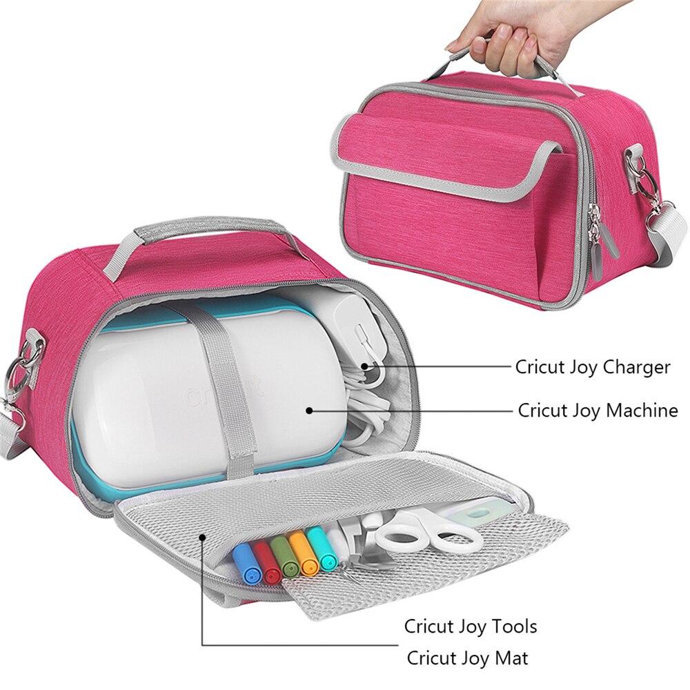 Портативная сумка для хранения, чехол для переноски, защитный чехол, чехол для Cricut Joy, аксессуары