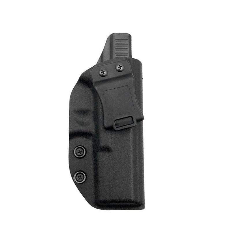 Funda de Glock para caza al aire libre, mano derecha oculta, Kydex para G17 G22 G31 27RD