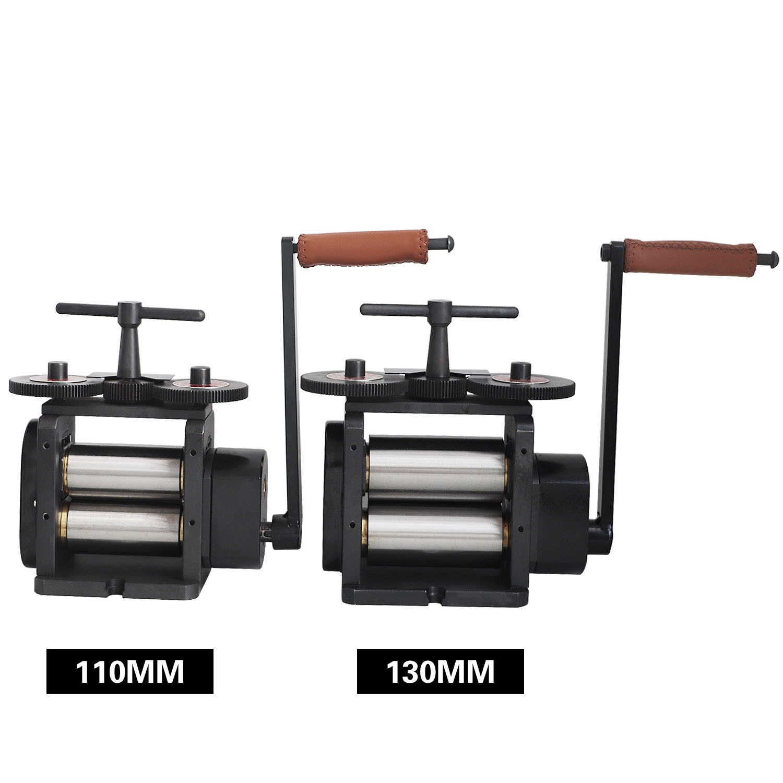Jewelry Tablet Pressing Machine  Manual Steel Plate Small Pressing Strip Manual Wire Pressing Machine