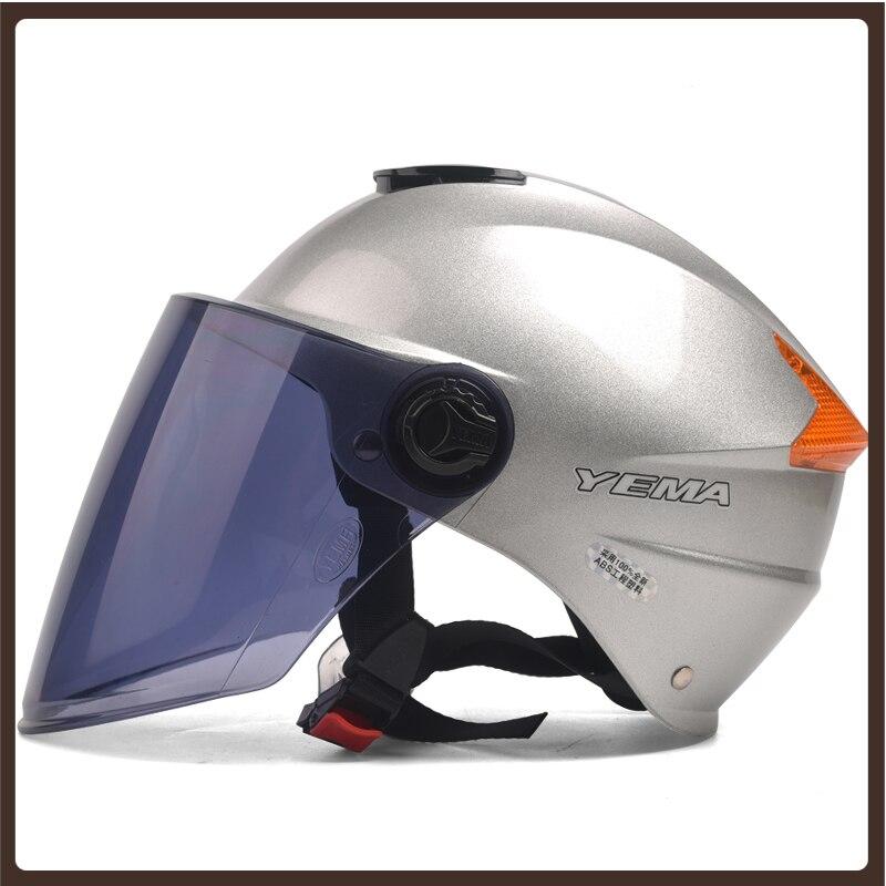 Accesorios de Casco de motociclismo para mujer, Carreras de bicicleta de montaña...