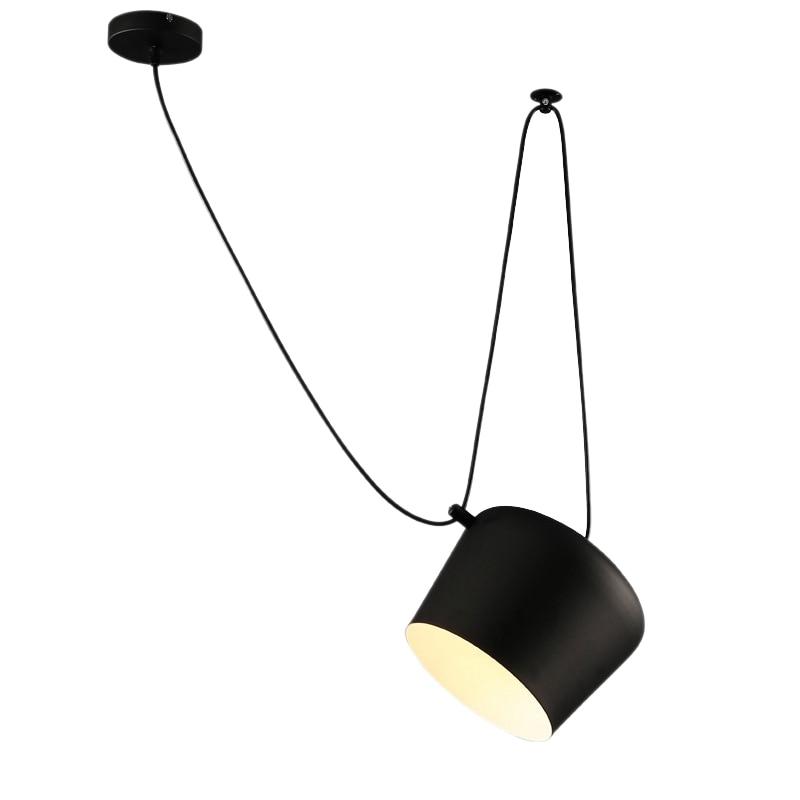 1 peca aim luz de teto moderna lampada suspensao suspensao mezanino