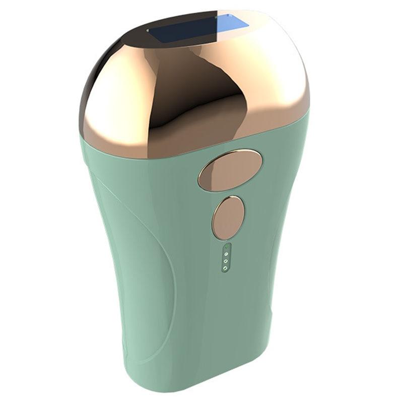 Body Hair Removal Women Painless Cream Epilator Bikini Hair Removal Replaceable Lamp Depilatory US Plug enlarge