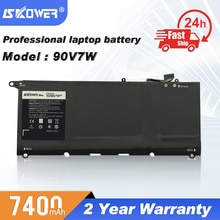 SKOWER Laptop Battery For DELL XPS13 9343 9350 9360 9370 9380 XPS 13 L321X L322X 9333 L221X Batterie
