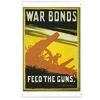 tin sign decoration for home bars during world war i