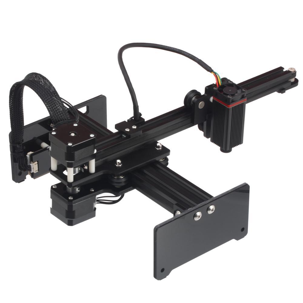 NEJE Master 2S 7 Вт лазерная гравировка машина 32-битный MCU мини Беспроводной аппарат для лазерной порезки логотип принтер приложение Управление Ла...