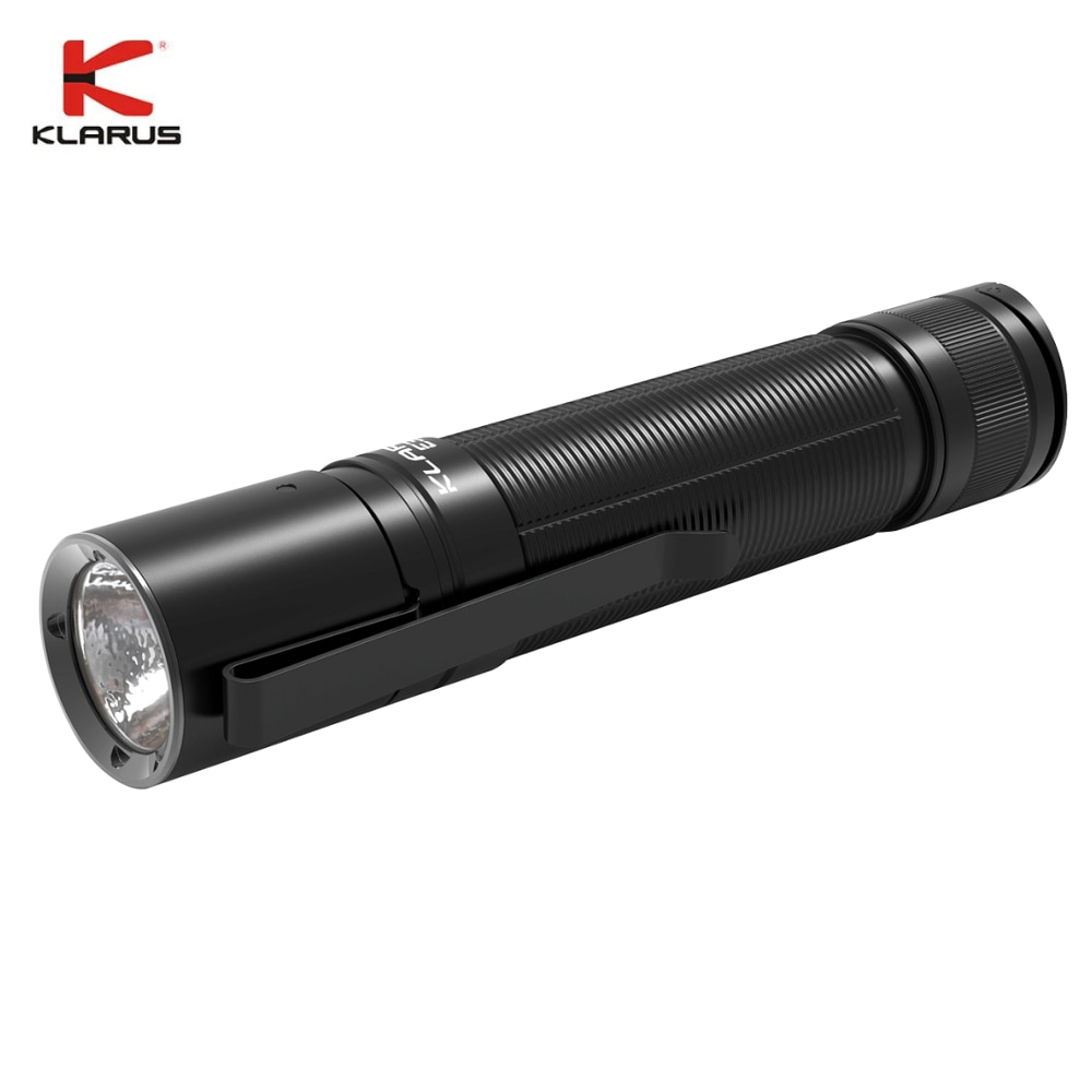 New KLARUS E3 LED Flashlight Cree XHP35 HD 2200LM Mini Flashligh by 21700 Battery for  Camping,Hiking,Daily Use,Everyday Carry