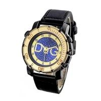 brand fashion big dial gold mens business quartz watch luxury top sports outdoor leather strap watch men clock zegarki meskie