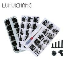 LUHUICHANG-Juego de tornillos M2 M2.5 para ordenador portátil, Mini Kit de reparación mecánico, Digital, electrónico, Hardware