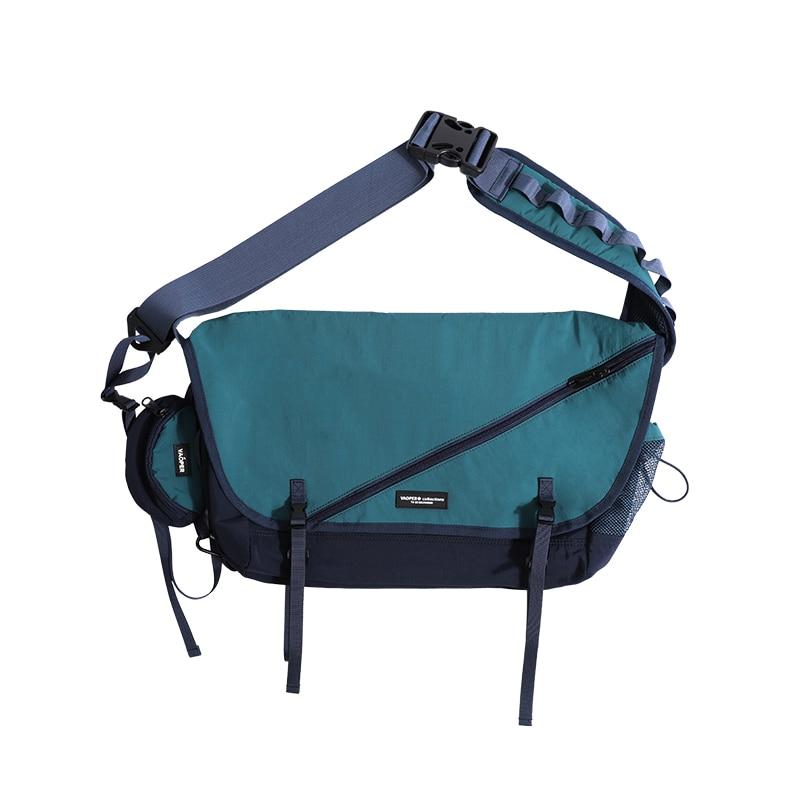 Sports Backpack Shoulder Bag Crossbody Bag Men Messenger Bag Working Style Bag Shoulder Bag Celebrity Same Style Bag