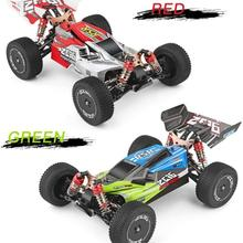 WLtoys 144001 1:14 Remote Control Truck Aluminum Alloy Car Metal Front Lower Swing Arms Toy Rc Car D
