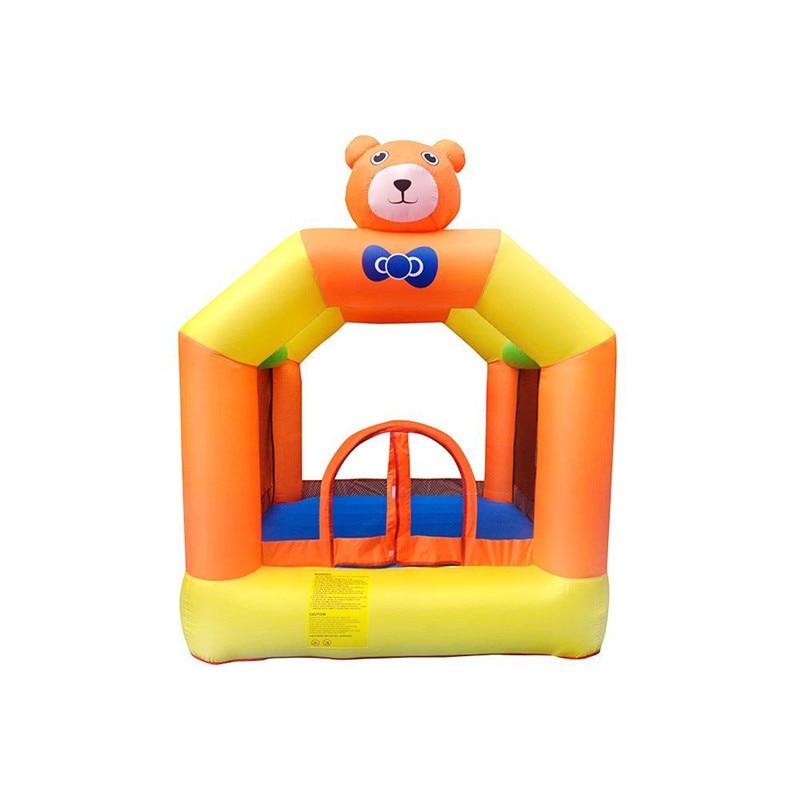 Castillo inflable para niños, patio de juegos Infantil al aire libre, trampolín...