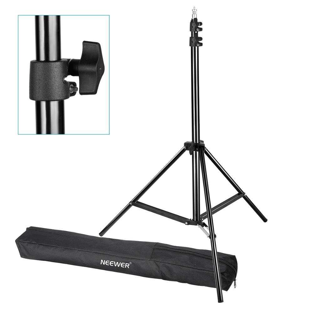 Фотофоны Neewer Pro 6 футов/190 см с футляром для отражателей/софтбоксов/огней/зонтов/фонов и т. Д.