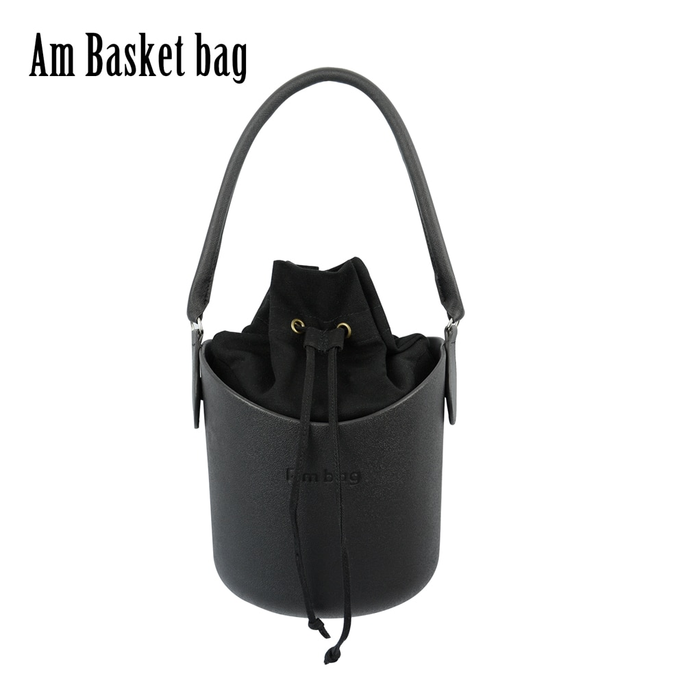 حقيبة على شكل O جديدة لعام 2021 حقيبة على شكل Ambag EVA حقيبة على شكل سلة مع مقابض بأدراج لون نقي حقيبة كتف نسائية