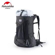 Ультралегкие рюкзаки Naturehike 30L + 5L, X-PAC, вместительные водонепроницаемые сумки для кемпинга, походов, альпинизма, путешествий