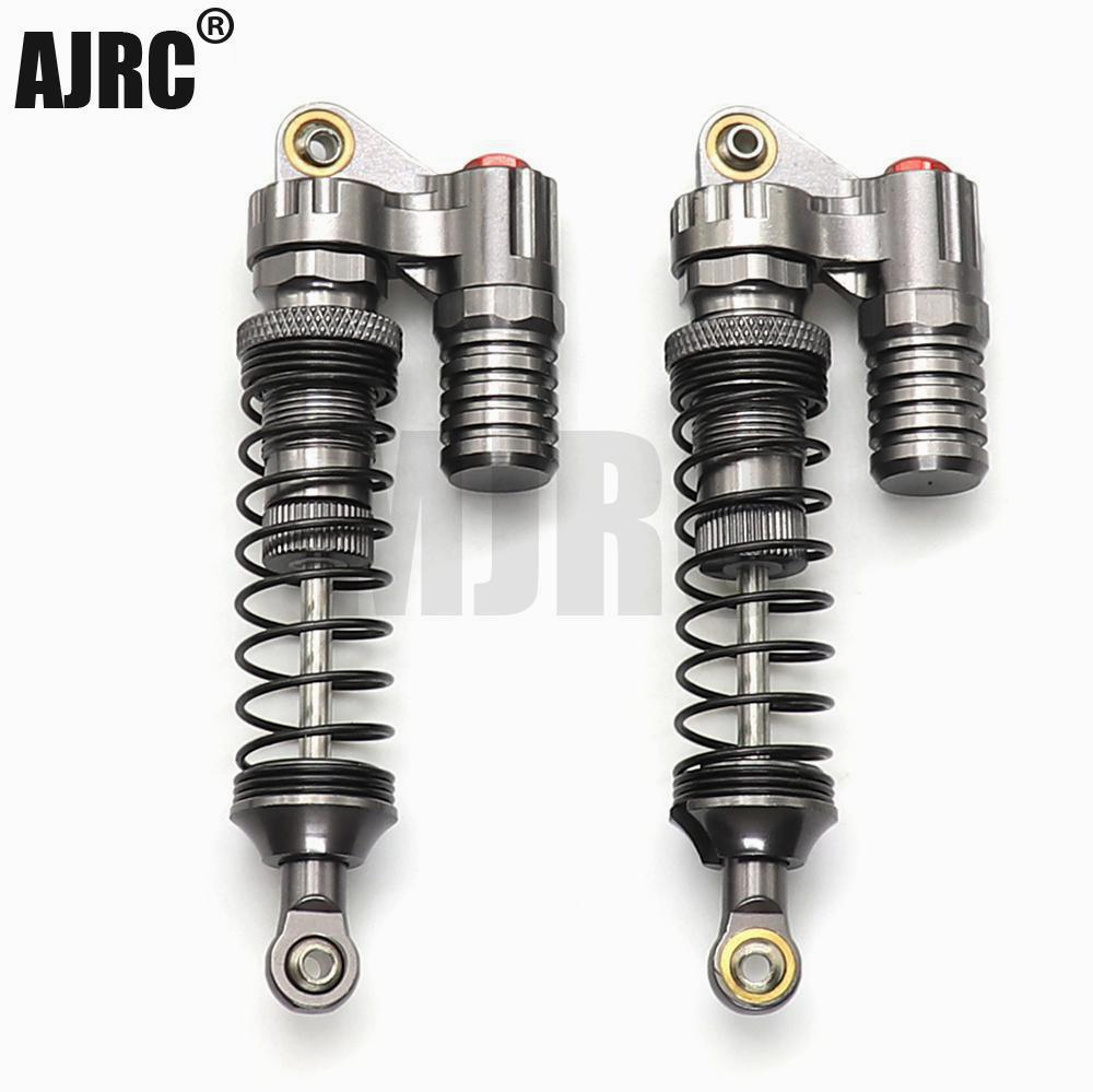 2/4PCS 90mm metal shock absorber for 1/10 RC rock track axial TRAXXAS TRX-4 SCX10 D90 Tamiya CC01 SCX10II 90046 90047 90053 RR10 enlarge