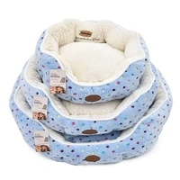 removable and washable dog mattresses beds four seasons soft round pet supplies