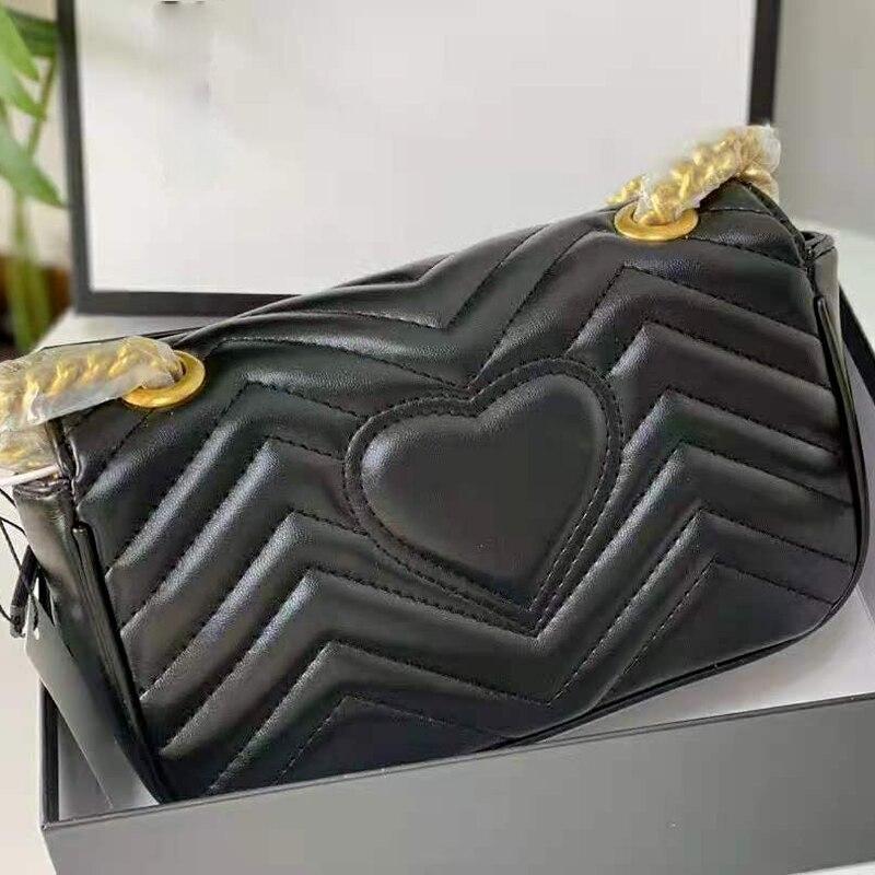حقيبة نسائية 2021 تصميم فاخر ماركة محفظة موضة حقائب جلدية كروسبودي للنساء