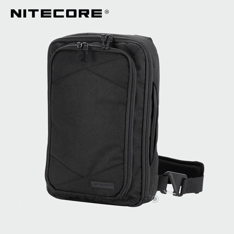 Multiple Carrying Ways NITECORE NEB30 Commuter Bag