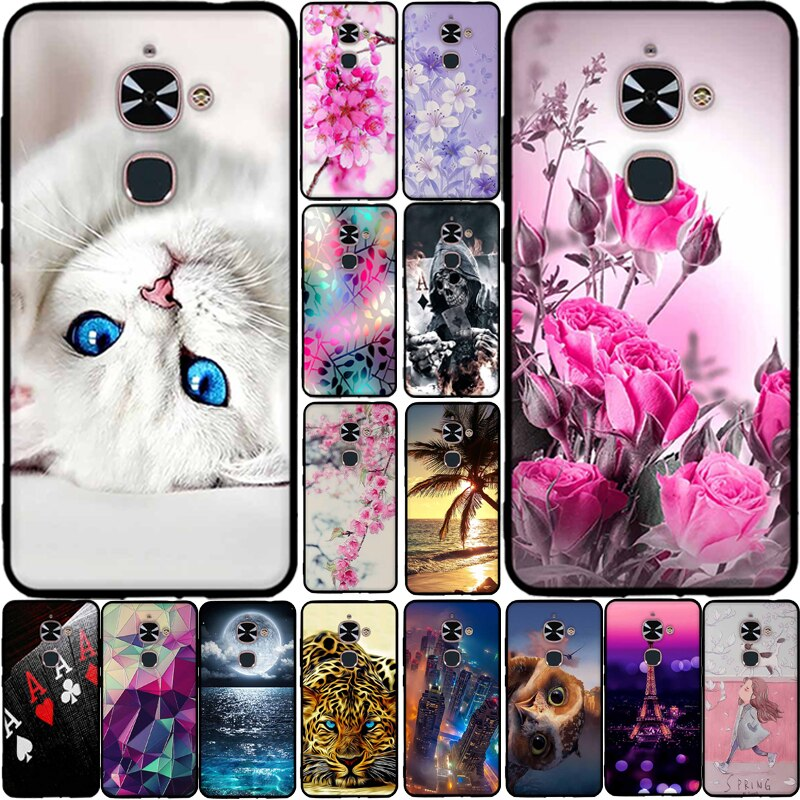 Case For Letv Le 2 Pro Le S3 x626 Case Le2 X620 Le eco Le 2 X527 X622 Case Soft Silicon Phone Cover