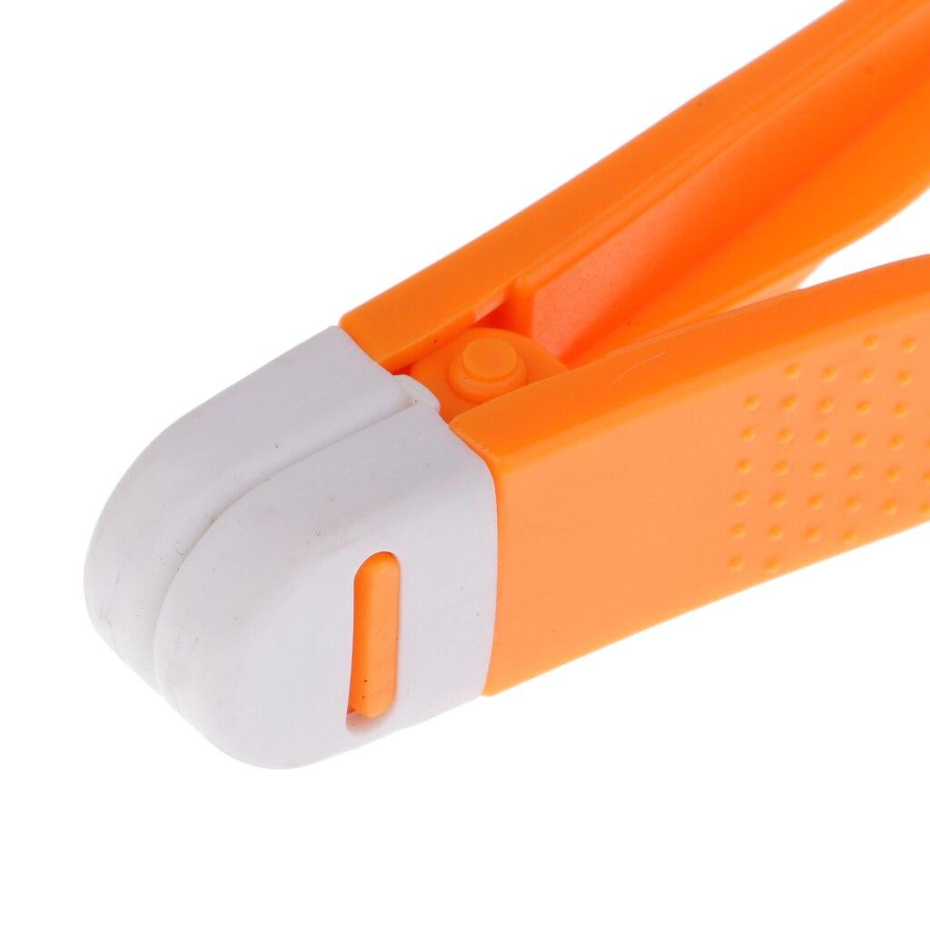 20 pçs power grip liberação clipe downrigger trolling arrasto pesca liberação clipe planner board, waller