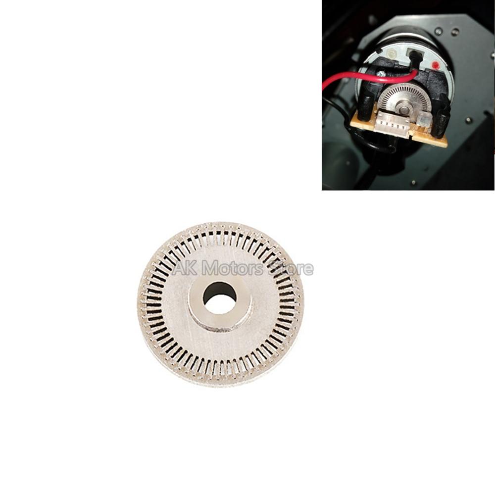 60 слотов, оптический кодировщик рулевого колеса для Logitech G25 old G27 (60 слотов), движущая сила GT (DFGT), гоночный автомобиль, игра
