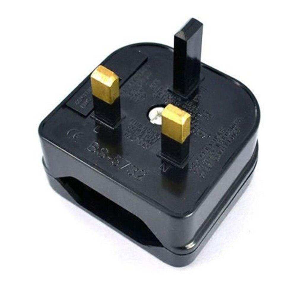 250v2.5a mulitfuncional escritório portátil da ue para o reino unido casa converter viagem de negócios durável adaptador plug