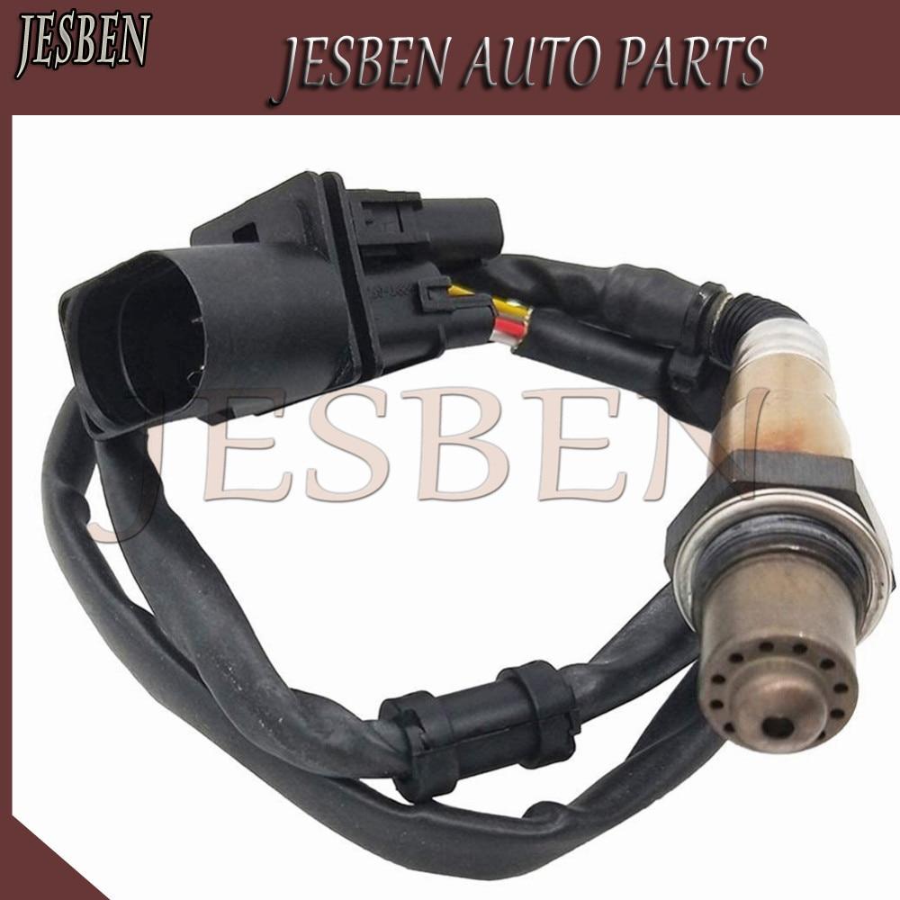 Sonda Lambda Sensor De Oxigênio Para Audi A4 O2 TT 99-1.8L 0258007057 021906262B 06B906265D 06B906265M 06 VW Jetta 234-5117 2345117