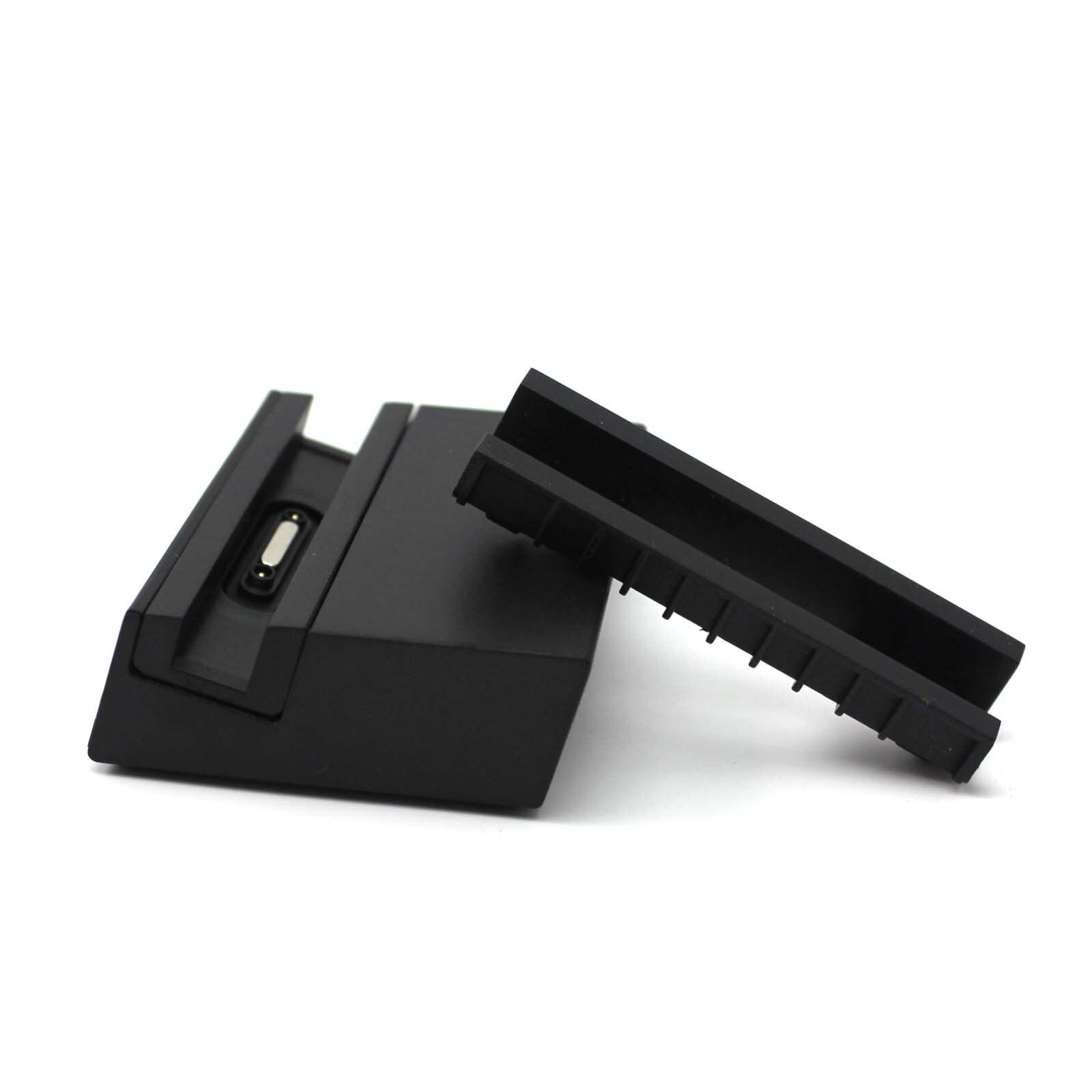 Зарядное устройство магнитное зарядное устройство подставка настольная док-станция для Sony Xperia Z3 и компактный черный слот для карт подарок