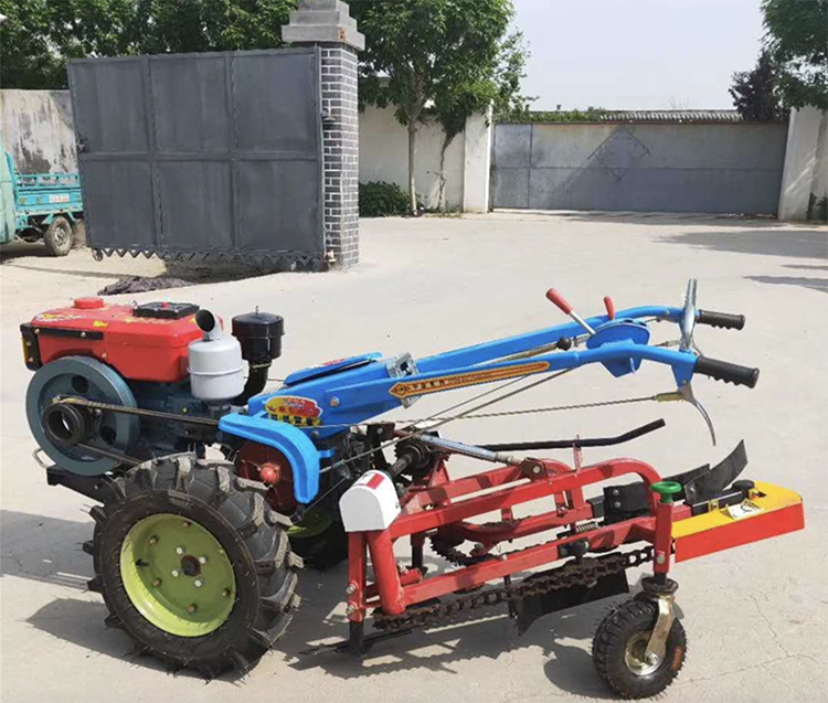 road driving truck for semi-trailers Trailer Walking Tractor Rotary Tiller Off-road Vehicle Trailer Boutique Hot Sale enlarge