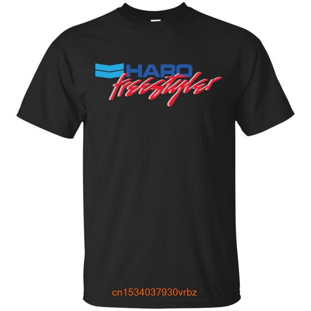 Beste BMX Haro Logo Tops T T Shirt Schwarz Vintage T S-5XL T-shirt 2020 Bike Bandits 80er Männer für Jugend drucken Beiläufige Baumwolle