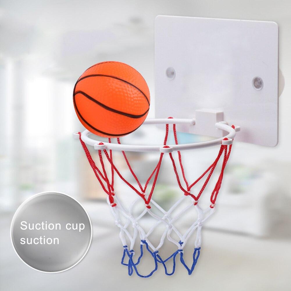 Enfants basket-Ball jouet tenture murale basket-Ball but cerceau jante Net basket-Ball enfants en plein air intérieur jeu balle Sport jouet cadeau